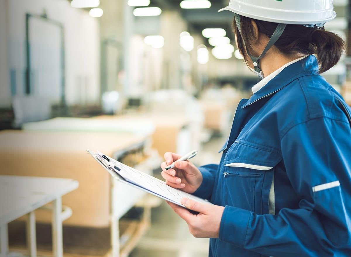 ヤギヌマ流通サービス 派遣労働者のイメージ