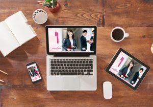 ヤギヌマ流通サービス マルチデバイス対応のWEBサイトイメージ